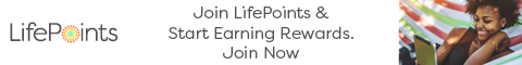 Join LifePoints UK and Start earning rewards