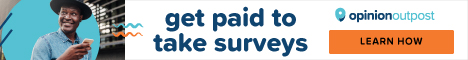 Get paid to take surveys at Opinion Outpost - Learn How